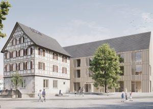Wettbewerb Rathaus Ofterdingen 03