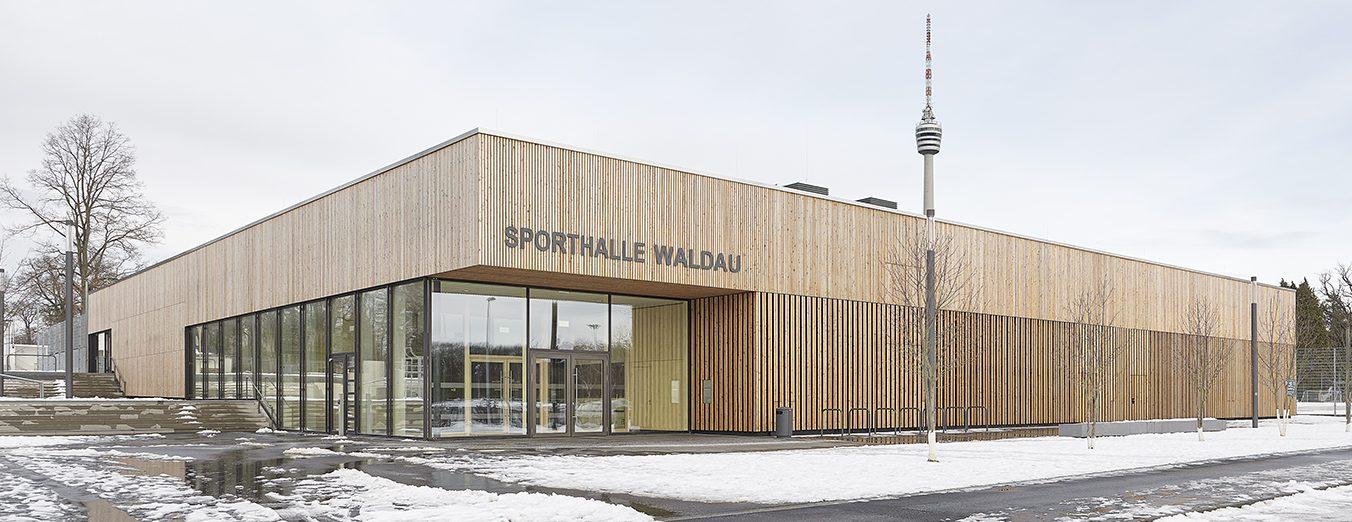Sporthalle Waldau Slider 01