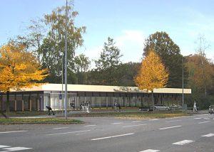 Wettbewerb Sporthalle Esslingen