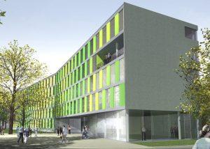 Behördenzentrum Klinikum Stuttgart