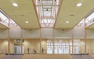 Sporthalle Waldau 07