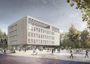 Salem Neue Mitte - Rathaus