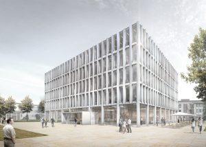 Wettbewerb Studierendenhaus Darmstadt