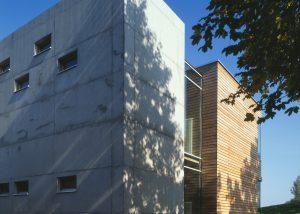 Umbau und Erweiterung Gewerbliche Schule Schramberg 03