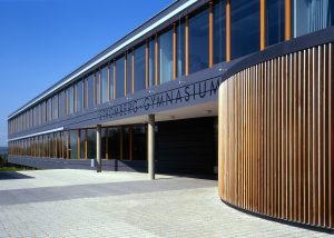 Stromberg-Gymnasium und Sporthalle Vaihingen/Enz 09