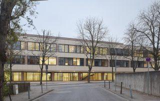 Gesamtschule Frankfurt 08