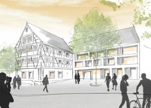 Wettbewerb Rathaus Ofterdingen 02