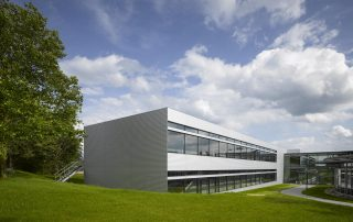 Erweiterung Fachhochschule Sigmaringen 07
