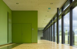 Erweiterung Fachhochschule Sigmaringen 08
