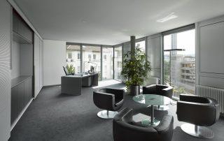 Verwaltungsgebäude Klinikum Stuttgart 10
