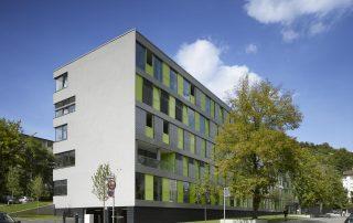 Verwaltungsgebäude Klinikum Stuttgart 04
