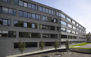 Verwaltungsgebäude Klinikum Stuttgart 05