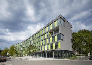 Verwaltungsgebäude Klinikum Stuttgart 07