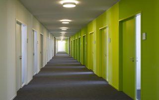 Verwaltungsgebäude Klinikum Stuttgart 09