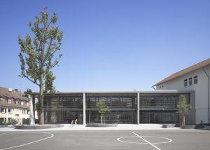 Sporthalle Schulzentrum Stuttgart Ostheim 01