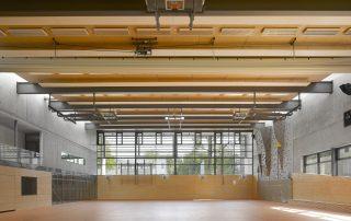 Sporthalle Schulzentrum Stuttgart Ostheim 06