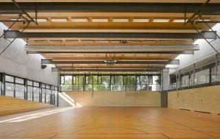 Sporthalle Schulzentrum Stuttgart Ostheim 07