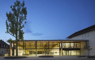Sporthalle Schulzentrum Stuttgart Ostheim 08