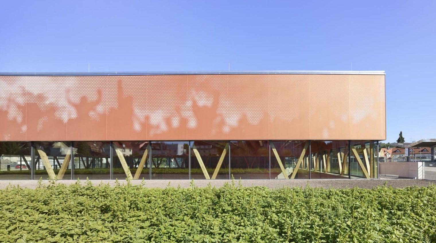 Sporthalle Brombach Lörrach 06