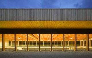 Sporthalle Esslingen Römerstraße 06