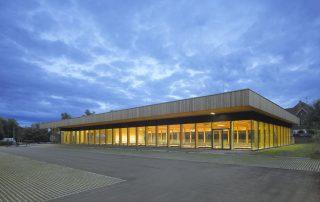 Sporthalle Esslingen Römerstraße 07