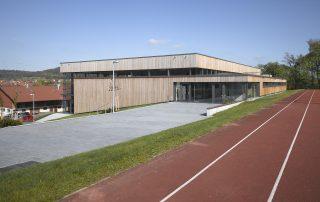 Sporthalle Michelfeld 05