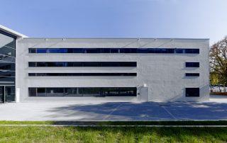 Bibliotheksgebäude Hochschule Villingen-Schwenningen 02