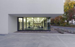Bibliotheksgebäude Hochschule Villingen-Schwenningen 06