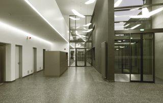 Bibliotheksgebäude Hochschule Villingen-Schwenningen 07