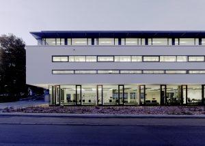 Bibliotheksgebäude Hochschule Villingen-Schwenningen 09